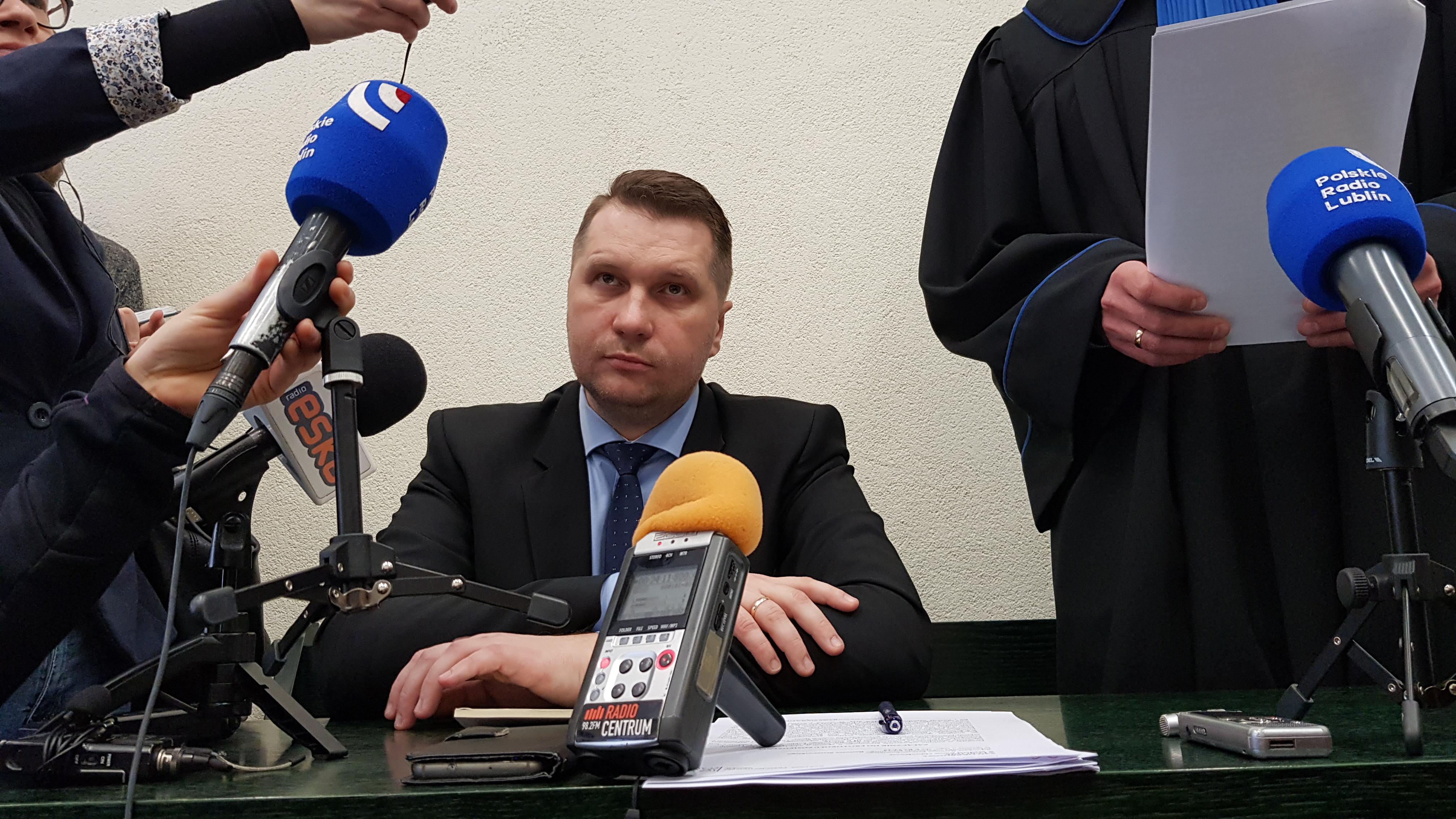 Sprawa wojewody lubelskiego wróci na wokandę