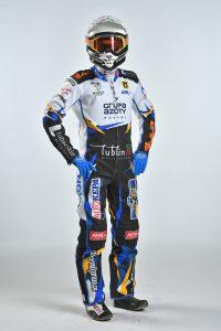 Nowy sponsor i nowe kewlary Motoru Lublin