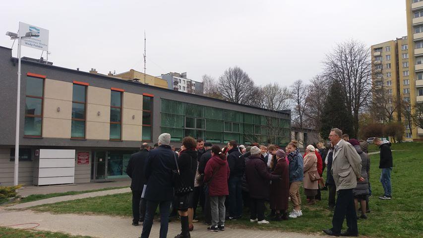 Mieszkańcy Piastowskiego nie chcą bloku i hotelu