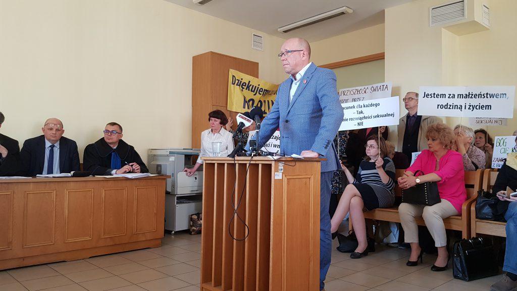 Ostatni świadek oskarżenia został przesłuchany w sprawie Tomasza Pituchy