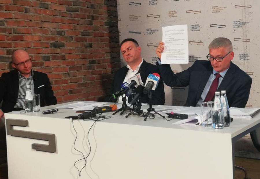 """Dyrektor CSK zarzuca byłemu dyrektorowi instytucji """"uprawianie prywatnego folwarku"""""""