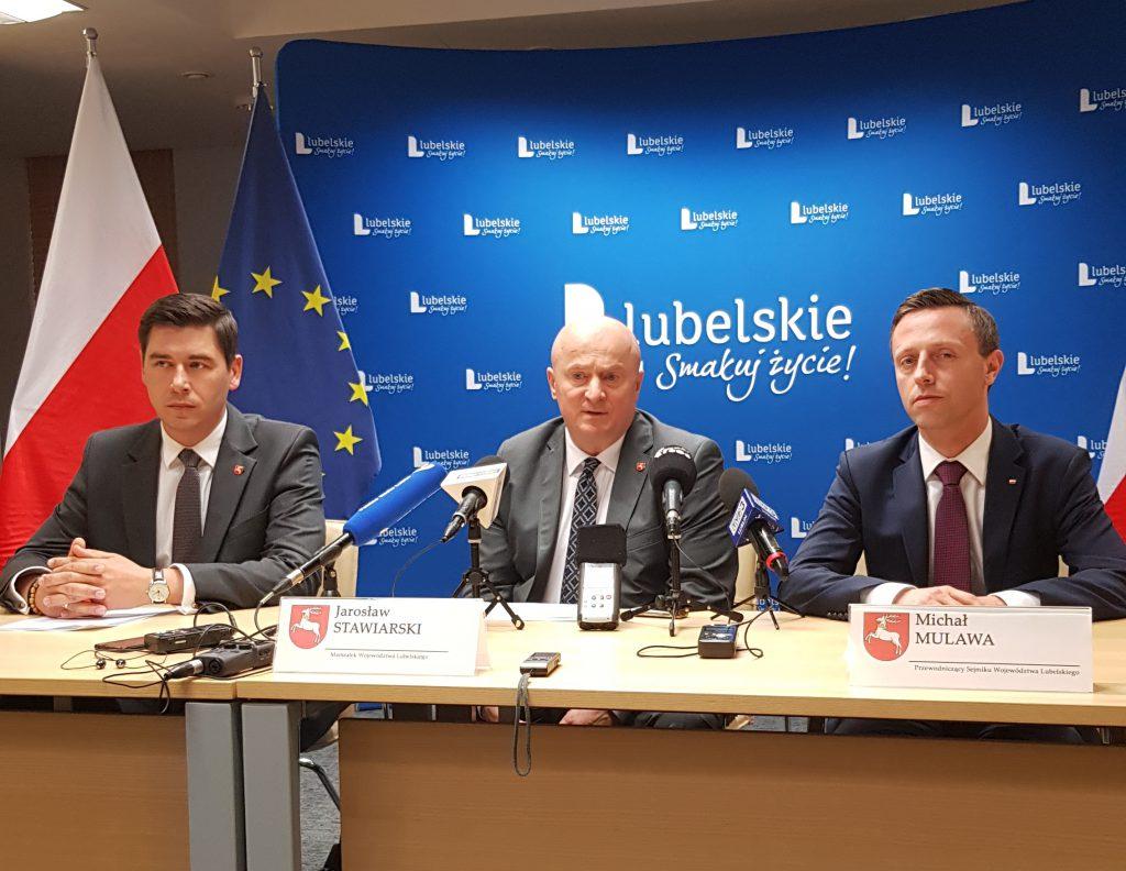 Marszałek województwa lubelskiego martwi się frekwencją w Eurowyborach