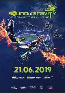 Sound of gravity, czyli niezwykłe połączenie sportu i muzyki w czerwcu w Lublinie