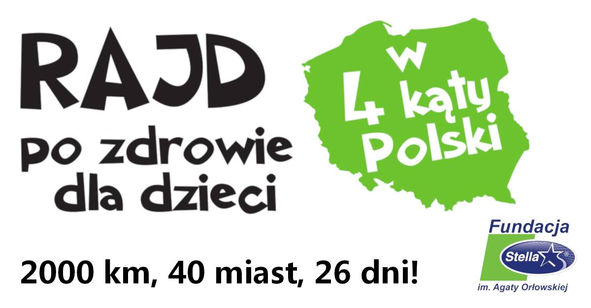 4 kąty Polski