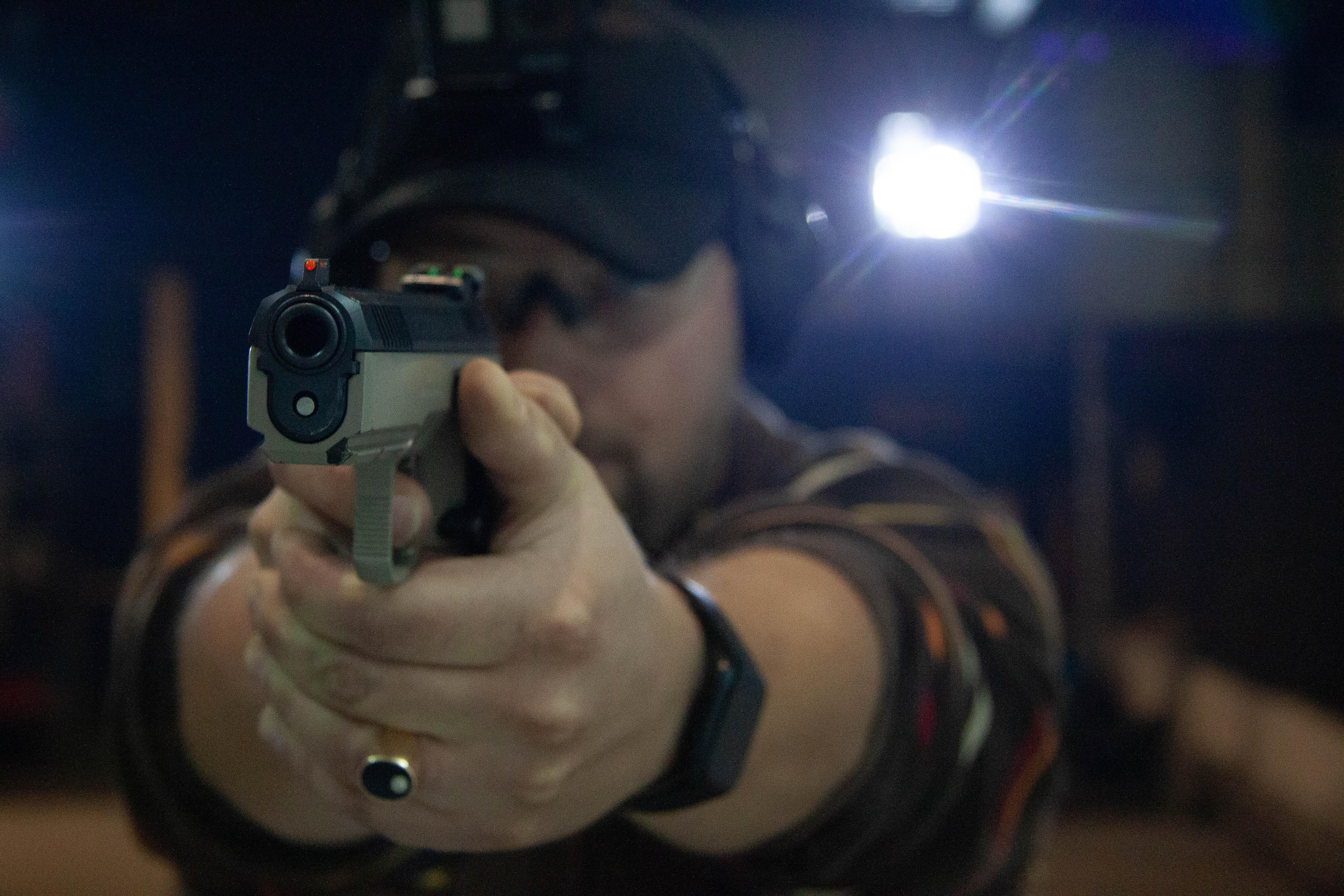 Międzymiastowe zawody strzeleckie